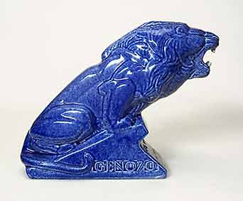 Ashtead Pottery Genozo lion