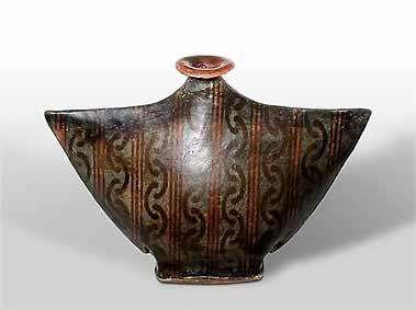 John Bedding wing vase