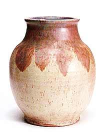 Pink Upchurch vase