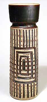 Large Purbeck vase