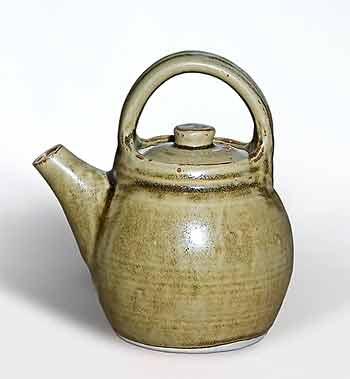 Swanson teapot
