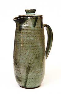 Vellow coffee pot