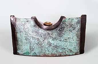 Bedding shouldered pot