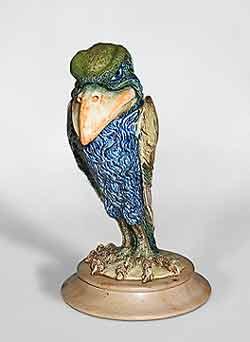Glazed Wally bird