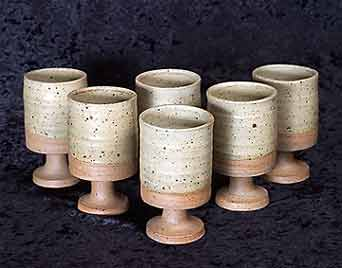 Pearson goblets