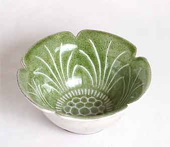 Green Pryke bowl