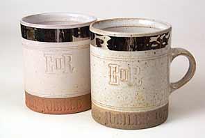 Robin Welch mugs