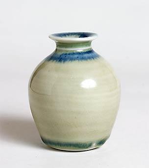 Nic Harrison porcelain bottle