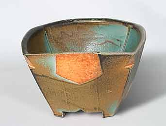Flat-fronted Oestreich bowl