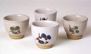de Trey egg cups