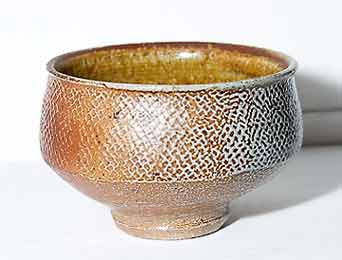 Phil Rogers footed bowl