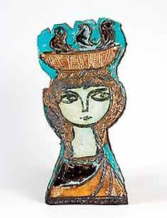 Dworski bird-hat plaque