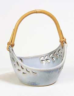 David White basket