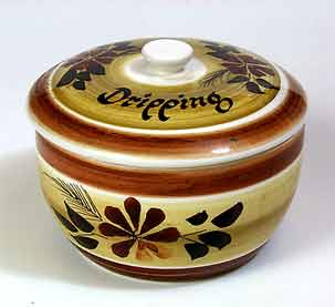 Dripping pot