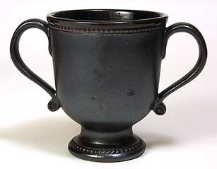 Rye loving cup
