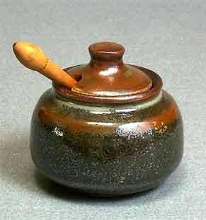 Aylesford mustard pot