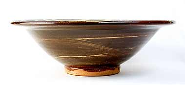 Large Clive Bowen bowl (profile)