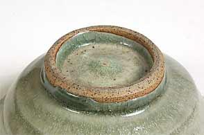 Green bowl (foot)