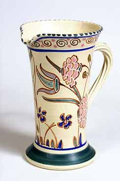 Flared Honiton jug