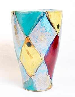 Large Dartington vase