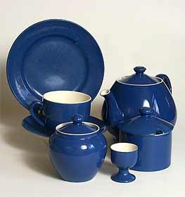 Moorcroft Powder Blue