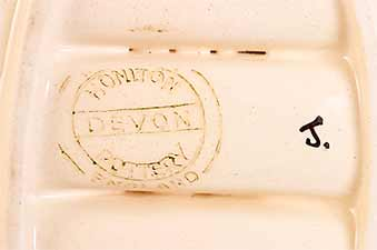 Honiton toast rack (mark)