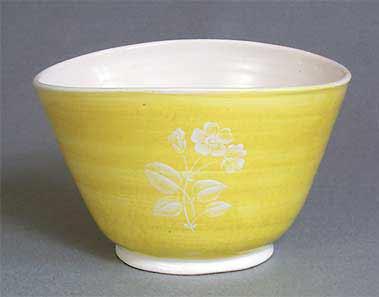Cinque Port squashed bowl