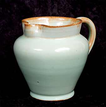 Green Dicker jug