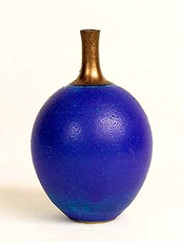 Simon Rich azurite bottle