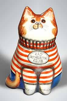 De Bethel athletic cat