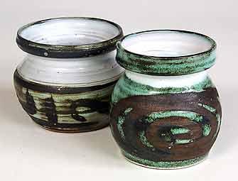 Two Wye pots