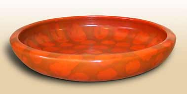 Shallow Weller bowl