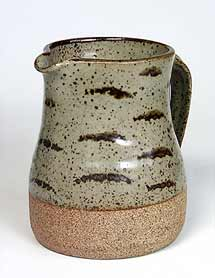 Decorated  Aylesford jug