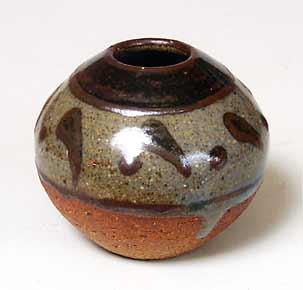 Small round pot