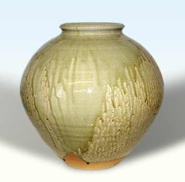 Large round Swanson pot