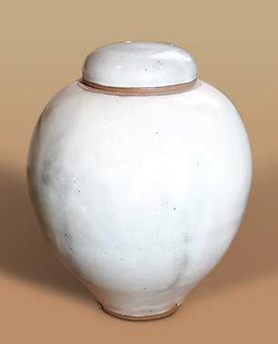 Swanson ginger jar