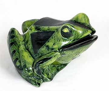 David Sharp money-frog