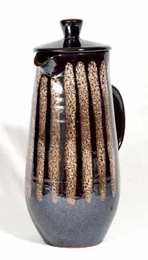 Hastings lidded jug