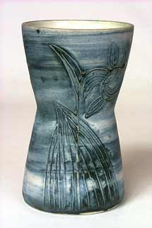 Waisted Carn vase