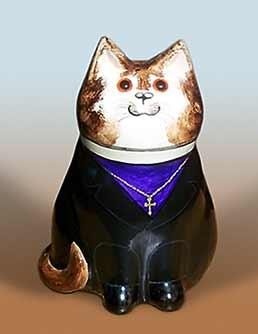 De Bethel ecclesiastical cat