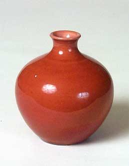 Bretby bottle