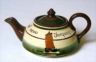 Longpark teapot