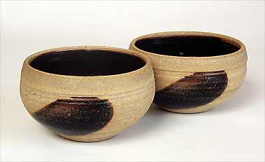 Pair of Brough bowls