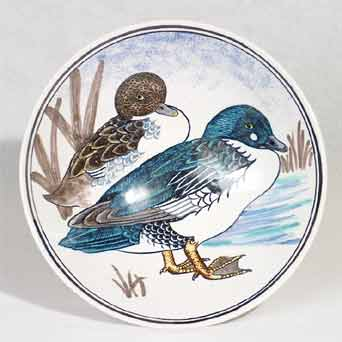 Donald Mills duck bowl