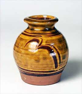 Small Bowen vase