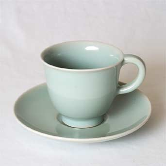 Agnete Hoy cup and saucer
