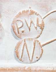 Pair of Philip Wood mugs (mark)