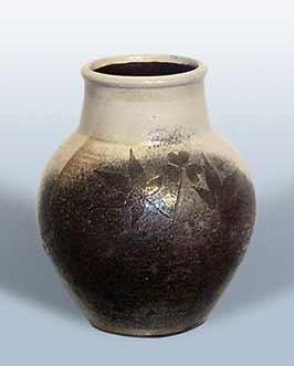 Decorated Ichino vase