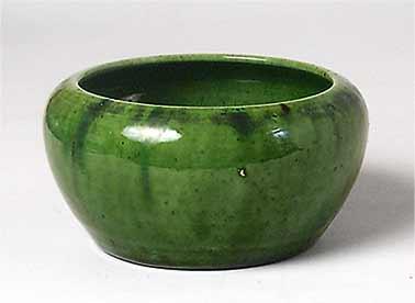 Green Dicker bowl