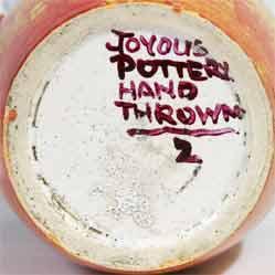 Joyous jug (base)